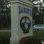 Photo taken at Zaxby's by Katrina J. on 6/25/2012