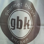 Photo taken at Gourmet Burger Kitchen by Daithi G. on 9/1/2011