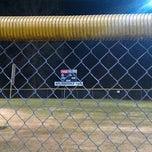 Photo taken at Odenville Ball Park by Brandon E. on 2/15/2012