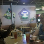 Photo taken at Mellow Mushroom by Hannah J. on 7/5/2012