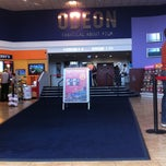 Photo taken at Odeon by Matt C. on 8/2/2011