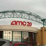 Photo taken at AMC Town Center 20 by Jessica H. on 4/7/2012