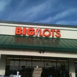Photo taken at Big Lots by Brian T. on 1/31/2012