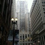 Photo taken at Chicago Board of Trade by Ira S. on 4/8/2011