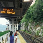 Photo taken at Metro North - Marble Hill Train Station by Emmanuel D S. on 6/29/2012