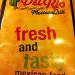 Photo taken at Del Rio Mexican Grill by Jeff on 9/7/2011