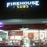 Photo taken at Firehouse Subs by Alex G. on 9/29/2011
