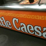 Photo taken at Little Caesars Pizza by Julie G. on 1/6/2012