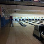 Photo taken at Fireside Lanes by Alex G. on 8/22/2012
