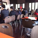 Photo taken at Espressamente illy by Woo Chan S. on 3/31/2012