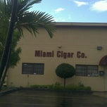 Photo taken at Miami Cigar & Company by Barry on 2/7/2012