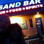 Photo taken at Sand Bar by Rev R. on 2/27/2012