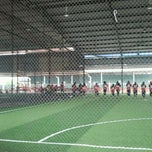 Photo taken at Futsal Masterscaff by Ekazallika M. on 6/15/2012