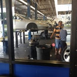 Photo taken at Pep Boys Auto Parts & Service by Nina W. on 9/2/2012
