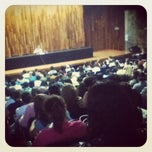 Photo taken at Auditorio Salvador Allende by Yardeli D. on 6/1/2012