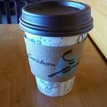 Photo taken at Caribou Coffee by Debra J. on 4/5/2012