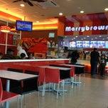 Photo taken at Marrybrown by Syafi H. on 5/25/2012