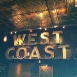 Photo taken at West Coast Tavern by Allie C. on 12/31/2011