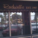 Photo taken at Rockwell's Cafe & Bakery by Jim B. on 10/20/2011