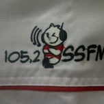 Photo taken at Radio 105.2 SSFM Semarang by Widha K. on 9/5/2011
