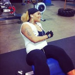 Photo taken at Full Circle Fitness by BADDESTnLA on 12/1/2011