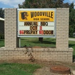 Photo taken at Woodville High School by Hasani H. on 9/28/2011