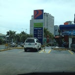 Photo taken at Petron by George W. on 4/23/2012
