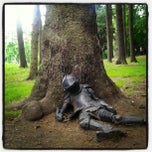 Photo taken at DeCordova Museum and Sculpture Park by Ian on 6/16/2012