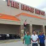 Photo taken at The Home Depot by Marcus P. on 6/23/2012