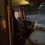 Photo taken at Gate bus by Michael J. W. on 2/25/2012