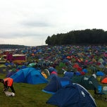Photo taken at Leeds Festival by Jess S. on 8/27/2011