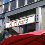 Photo taken at 8 Rivers Cafe by Christian M. on 7/3/2011