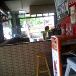 Photo taken at Soto Medan Warung Purwodadi by Joo A. on 2/27/2011