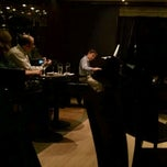 Photo taken at The Jazz Room at The Kitano by Stan K. on 10/11/2011