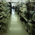Photo taken at Mountain Thrift Store by Jennifer M. on 10/5/2011