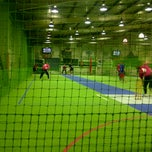 Photo taken at Wynnum Action Arena Indoor Sports by ABCrusader on 11/9/2011