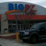 Photo taken at Big Kmart by Edwin R. on 12/21/2011
