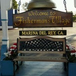 Photo taken at Fishermen's Village by Cynthia L. on 10/29/2011