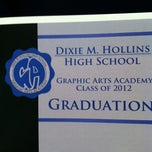 Photo taken at Dixie M Hollins High School by Milza B. on 5/30/2012