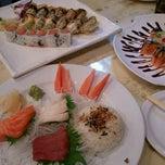 Photo taken at Kyoto Sushi Bar by Tom H. on 1/13/2012