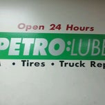 Photo taken at Petro Stopping Center by Kenny S. on 8/27/2011
