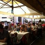 Photo taken at Trattoria Pizzeria Toscana by Thorsten (Tom) F. on 7/14/2012