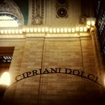 Photo taken at Cipriani Dolci by Sidney W. on 8/5/2012