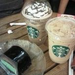 Photo taken at Starbucks Coffee Grand Indo by lita c. on 1/22/2012