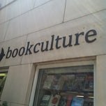 Photo taken at Book Culture (West 112th Street) by John P. on 6/1/2012