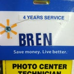 Photo taken at Photo Lab by Bren M. on 5/1/2012