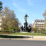 Photo taken at Place de la Nation by To T. on 4/1/2012