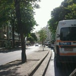 Photo taken at Rua Conde de Bonfim by Vinicius S. on 9/16/2011