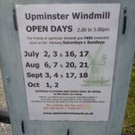 Photo taken at Upminster Windmill by Steve C. on 7/25/2011