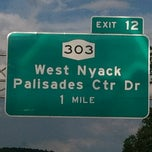 Photo taken at NYS Thruway by Eileen C. on 6/3/2012